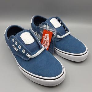 New Vans Chima Ferguson Pro Blue Ashes White